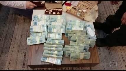 Operação da PF mira braço financeiro de quadrilha que comanda crimes de dentro da cadeia