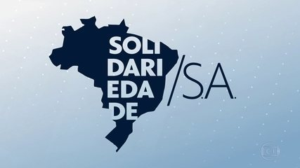 Solidariedade S/A: doação e distribuição de cestas básicas