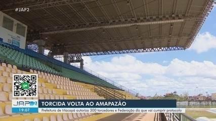 Prefeitura de Macapá libera 300 torcedores para acompanhar final do Amapazão