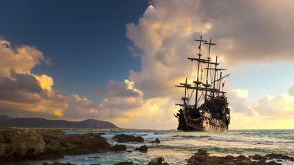 Batalhas navais no litoral do Paraná? Sim! A história completa você acompanha no Estúdio C