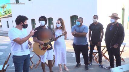 'Cintura de Mola': banda Filhos de Jorge fala do seu novo single