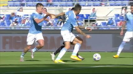 Melhores momentos: Lazio 1 x 1 Internazionale pela 3ª rodada do Campeonato Italiano 20/21