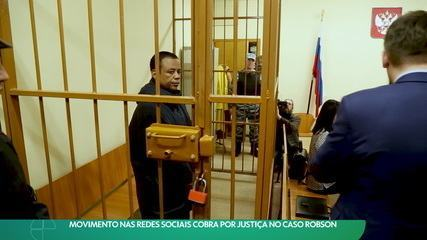 Movimento nas redes sociais cobra por justiça no caso Robson