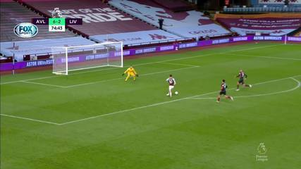 Os gols de Aston Villa 7 x 2 Liverpool pelo Campeonato Inglês
