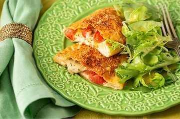CALZONE: veja como fazer recheios com escarola e tomate com queijo
