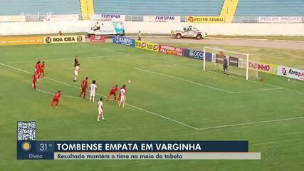 Tombense empata com Boa Esporte pela Série C do Brasileiro