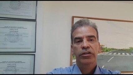 Coronel Feitosa (PSC) fala sobre transporte público no Recife