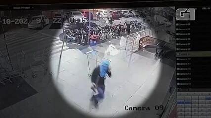 Criminosos roubam joalheria dentro de supermercado de Teresina