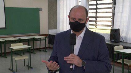 Secretário de Educação de SP explica como será unificação do ensino em oito bimestres