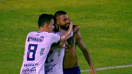 CRB sofreu derrota para o Confiança, por 1 a 0, em Aracaju