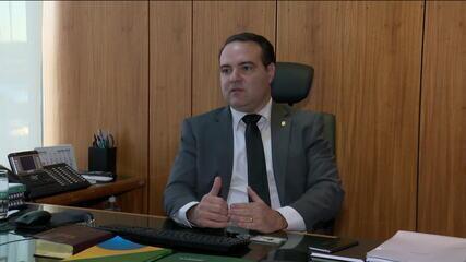 Bolsonaro confirma indicação de Jorge Oliveira para o TCU