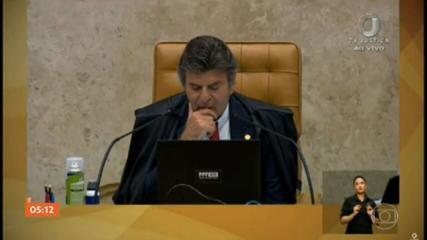 STF decide que processos criminais voltarão a ser julgados pelo plenário da Corte