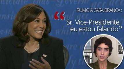 Rumo à Casa Branca: Sr. Vice-Presidente, eu estou falando
