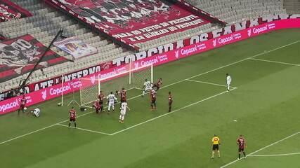 Melhores momentos: Athletico-PR 0 x 0 Ceará, pela 14ª rodada do Brasileirão