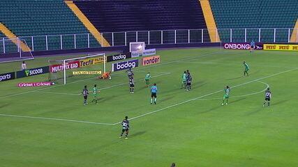 Melhores momentos: Figueirense 0 x 0 Chapecoense, pela 15ª rodada do Brasileirão Série B