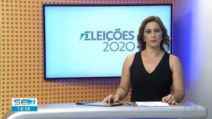 Eleições 2020: agenda dos candidatos à Prefeitura de Aracaju desta sexta-feira (9)