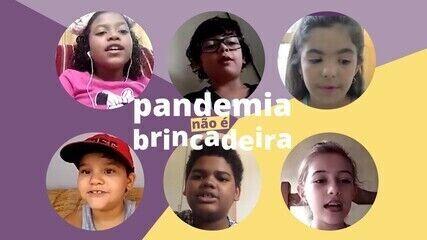 Pandemia não é brincadeira: crianças falaram ao G1, em 2020, sobre como se sentiam