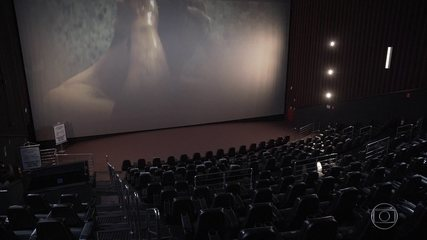 Cinemas reabrem na cidade de São Paulo com protocolos rígidos