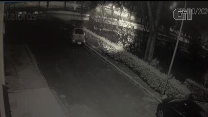 Vídeo mostra veículo que atropelou e matou o ciclista Ricardo Aragão na Asa Norte
