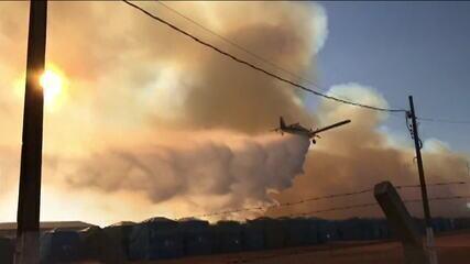 Salles vai ao Congresso dar explicações sobre ações do Governo combate a incêndios