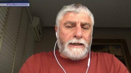 José Luiz Runco fala sobre os protocolos para o retorno do futebol durante a pandemia