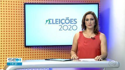 Eleições 2020: agenda dos candidatos à Prefeitura de Aracaju desta terça-feira (13)