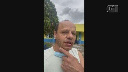 Secretário municipal de Barra do Turvo fica ferido após ter casa invadida por assaltantes