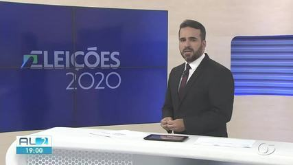 Veja como foi a agenda dos candidatos a prefeito de Maceió nesta quarta (14)