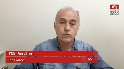 Tião Bocalom, do PP, fala sobre Saúde