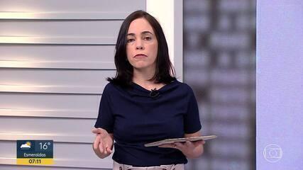 Fato ou Fake comenta, nesta sexta (16), fala do candidato a prefeito João Vítor Xavier