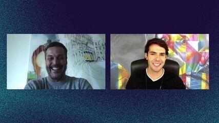 Papo de Bota: Ídolos de Inter de Milão e Milan, Júlio César e Kaká dão palpites para o clássico