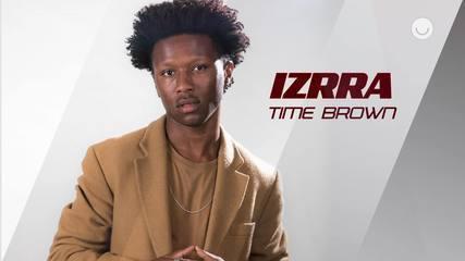 Conheça o participante Izrra, do Time Brown