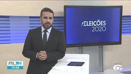 Veja como foi a agenda dos candidatos a prefeito de Maceió nesta sexta (16)