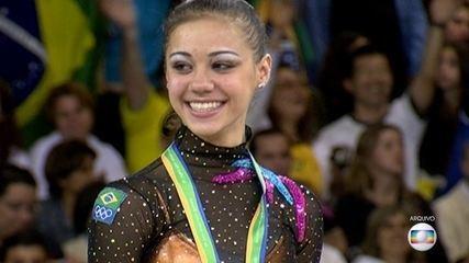 Ana Paula Scheffer, ex-atleta da Seleção Brasileira de Ginástica, morre aos 31 anos