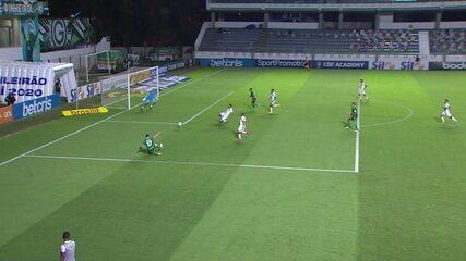 Os gols de Goiás 1 x 1 Bahia pela 16ª rodada do Brasileirão