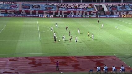 Melhores momentos: Atlético-GO 1 x 1 Athletico-PR pela 17ª rodada do Brasileirão 2020