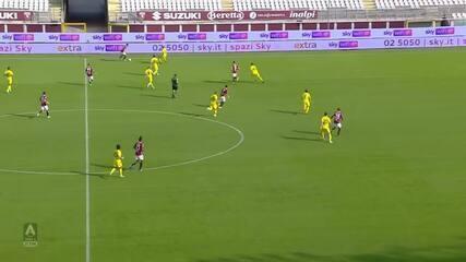 Torino 2 x 3 Cagliari pelo Campeonato Italiano