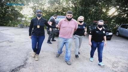 Polícia prende suspeito de estuprar mulheres durante assaltos em Porto Alegre
