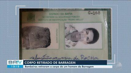 Corpo de homem que morreu afogado em barragem é encontrado em Condeúba
