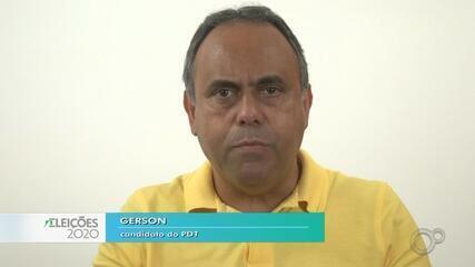 Candidato Gerson fala sobre as propostas para a saúde em Bauru