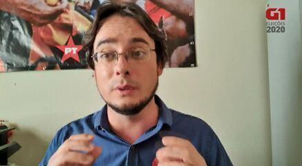 Pedro Tourinho (PT) fala sobre prioridades para educação em Campinas
