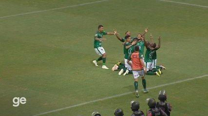Veja os gols de Manaus 3 x 2 Botafogo-PB, pela Série C