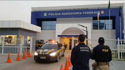 Polícia cumpre mandados em ação contra fraudes e adulteração de combustível