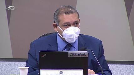 Senado sabatina desembargador Kassio Marques, indicado ao STF