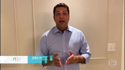 João Vitor Xavier fala sobre aumento de vagas em Emeis