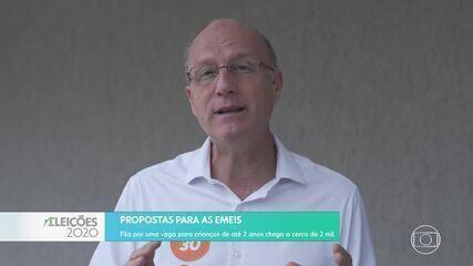 Rodrigo Paiva fala sobre aumento de vagas em Emeis