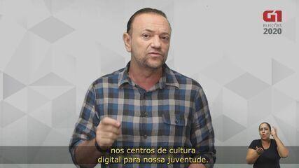 Edinho Silva fala de suas propostas para a geração de emprego em Araraquara
