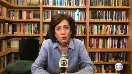 Miriam Leitão fala da politização sobre a vacina chinesa