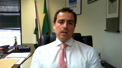 Ibama tenta 'aproximar o infrator do órgão ambiental', diz presidente do instituto