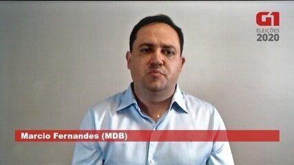 Marcio Fernandes (MDB) fala sobre habitação em Campo Grande